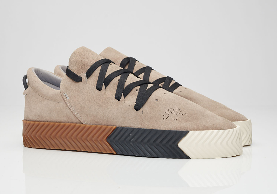 ADIDAS ORIGINALS AW SKATE ALEXANDER WONG SHOES SNEAKERS LIMITED EDITION BY8908